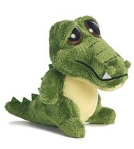 Aurora World Dreamy Eyes Plush Green Gator with Bubble Sound - 17104 - $11.27