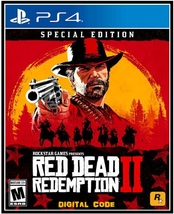 Red Dead Redemption 2 - Special Edition - PlayStation 4 Digital Code - $75.00