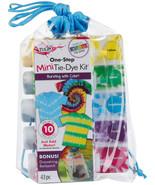 Tulip One-Step Tie-Dye Kit-Mega Drawstring Bag - $16.13