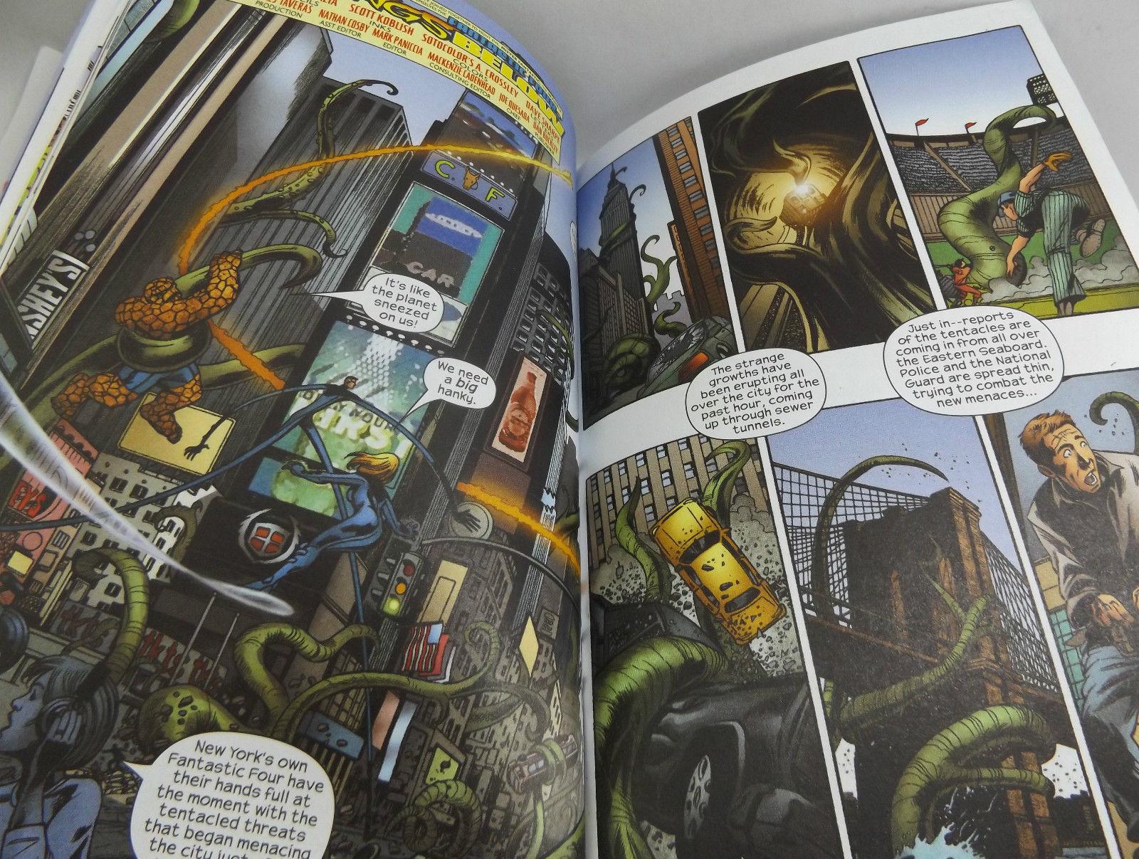 Marvel Adventures Fantastic Four Volume 2 Fantastic Voyages Comic Book