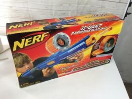 Nerf N-Strike Raider Rapid Fire CS-35 Dart Blaster Gun (New - Box Has Damage) - $59.39