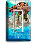 MOANA MAUI PUA PIG HEI HEI SINGLE GFCI LIGHT SWITCH WALL PLATE COVER ROO... - $8.99