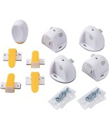 Safety 1st - Adhesive Magnetic Lock System - White - $44.11