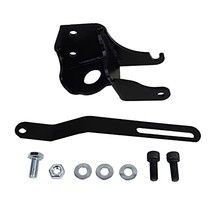 A-Team Performance Power Steering Pump Bracket Kit Compatible with 1955-1957 Tri