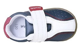 Baby Shoes Spring Autumn Baby Toddler shoes Dark Blue 13cm image 2