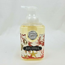 Michel Design Works Red Coral Foaming Shea Butter Hand Soap 17.8oz - $22.24