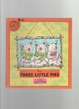 The Three Little Pigs - Paul Galdone - SC - 1975 - Clarion Books - With ... - $4.49
