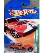 2010 Hot Wheels 1963 CORVETTE GRAND SPORT ORANGE Treasure Hunts 59/244 F... - $18.99