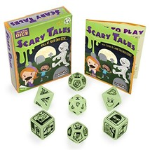 Story Time Dice: Scary Tales - Glows in The Dark! by Imagination Generation - $18.38