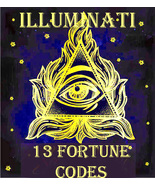 FREE W ANY OOAK MAGICKAL- FIRST 3 TO CLAIM 13 SECRET FORTUNE CODES MAGICK - $0.00