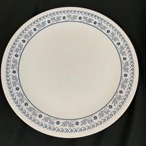 Corelle by Corning Blueberry Dinner Plate Blue Retired Vintage 1983 - $19.97