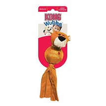 KONG Wubba Ballistic Friends, Dog Toy, Colors Vary - £16.42 GBP
