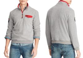 Polo Ralph Lauren Men's Big & Tall Great Outdoors Fleece Pullover, 2XLT, $188 - $84.38