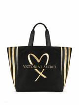 NWT Victoria's Secret Heart Tote Bag - $28.04