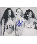 Elton John 3 Autographed Signed 8 x 10 Photo REPRINT - $11.95