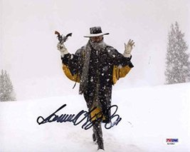 Samuel L Jackson Hateful Eight Signed 8x10 Photo Certified Authentic PSA/DNA COA - $395.99