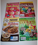Lot of 4 Cook Book Booklets Taste of Home and Nestle - $6.99