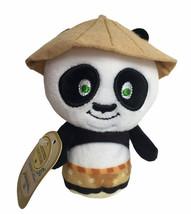 Hallmark itty bitty bittys Kung Fu Panda 3 Po Panda Limited Edition Disp... - $16.78