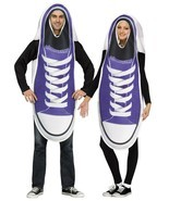 Fun World Pair of Sneakers Shoes Funny Adult Couples Halloween Costume 1... - $47.99