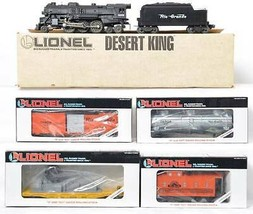 Mpc Lionel 1758 - Desert King Service Station SET- Sealed - Sh - $244.02