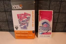 Lewis N Clark 10-Pack Woolite Travel Travel  La... - $7.84