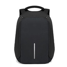 CARCHI Canvas Men's Anti Theft Backpack Bag  USB Charge 15 Inch Laptop N... - $29.29