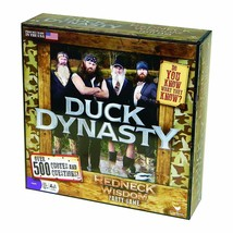 Duck Dynasty Redneck Wisdom Board Game - $17.41