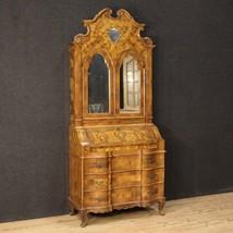 Scriban meuble bibliothèque commode style ancien bureau secrétaire doubl... - $3,234.33