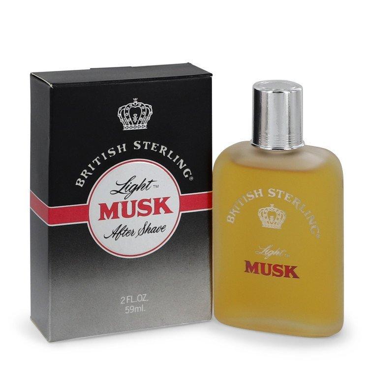British Sterling Light Musk by Dana After Shave 2 oz, Men - $41.92