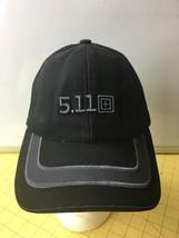 5.11 2010 Tactical Black and Gray Hat Cap Caps Hats Snapbacks - $18.57