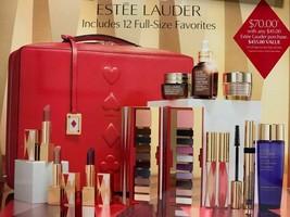Estée Lauder 12 Full Size Favorites $455 Value Case Favorites Skin Care & Makeup - $99.00