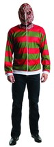 Freddy Krueger Nightmare on Elm Street Halloween Costume Hoodie Free Shi... - $29.92