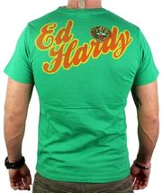 BRAND NEW ED HARDY CHRISTIAN AUDIGIER MEN'S SHIRT T-SHIRT GREEN TIGER SIZE S image 3