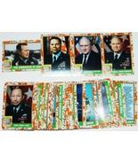 Desert Storm Trading Cards 88 Card Complete Base Set 1991 Topps MINT - $4.99