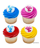 Blue's Clues and You Magenta CupCake Cake Decoration Party Supplies Dog ... - $9.85