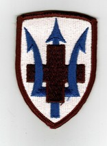 213th Medical Brigade Patch Army Full COLOR:md10-1 - $3.85
