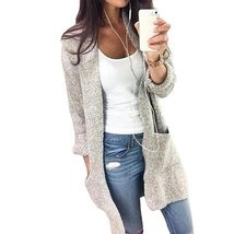 Sweater Cardigan Fashion  - £10.72 GBP+