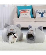 Mat Cat Bed Kennel Winter Pet Bed Cat House Winter Warm Puppy Cushion Ne... - $25.08+