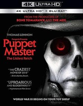 Puppet Master: The Littlest Reich (4K Ultra HD+Blu-ray)
