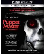 Puppet Master: The Littlest Reich (4K Ultra HD+Blu-ray) - $13.95