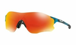 New Oakley Sunglasses In Box Asian Fit EVzero Path Prizm Ruby Aero OO931... - $98.99
