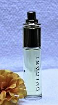 RARE-- Bvlgari POUR FEMME  .34oz/10ml Eau De Parfum (No Box Without Cap) - $29.59