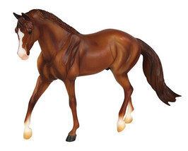 Breyer classic size Chestnut Quarter Horse #916 Very Well Done  <> - $18.37
