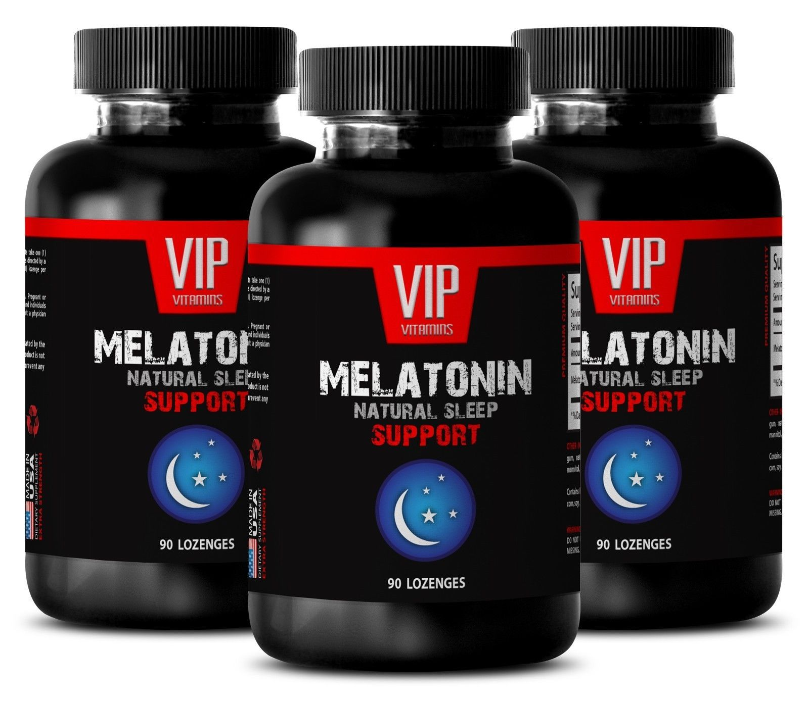 Primary image for high anxiety - MELATONIN NATURAL SLEEP 3B - melatonin sleep
