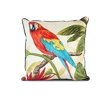 REMSOFT Square 18 X 18 Inches Throw Pillow Hidden Zipper Decor Cushion C... - $21.56