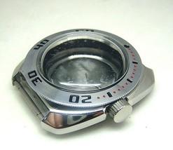 New !!! Spare Case Vostok Auto Amphibian Diver Watch !!! - $39.99