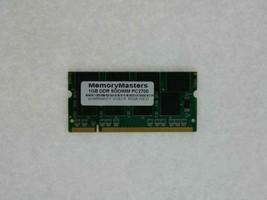 1GB (1X1GB) RAM Memory 4 IBM Lenovo ThinkPad T41 Notebook Series DDR1-PC2700 A50