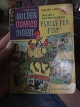 Golden Comics Digest #44 ~ 1970's Golden Special Woody Woodpecker ~ Lantz - $13.85