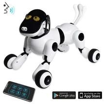 Puppy Smart Voice & App Controlled Kids Robot Dog Toy Interactive Dances... - $118.79