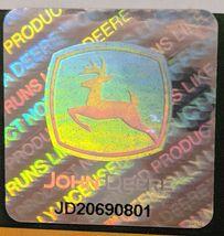 John Deere TBE45478 ERTL 7270R Die Cast Metal Replica Tractor image 4